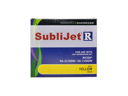 Sublimation SG Sublijet R SG3110DN SG7100DN Cartridge-Yellow