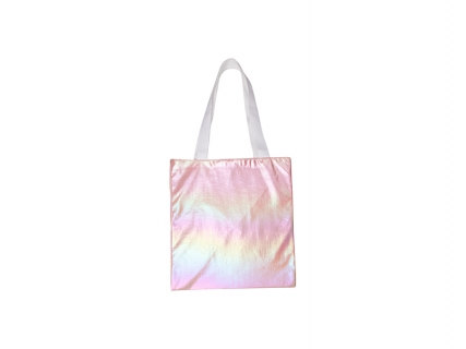 Sublimation Gradient Shopping Bag (Pink,34*36cm)