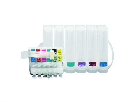 Sublimation Continuous Ink Supply System(6-color)